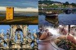 2021 - DEL CAMINO DE SANTIAGO I-(8 Dias) Ruta por Paradores de Turismo / Régimen Alojamiento y Desayuno